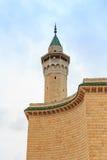 Bourguiba mosque in Monastir Royalty Free Stock Image