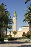 Bourguiba Mosque in Tunisia Stock Images