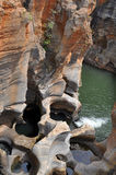 Bourke's Luck Potholes, Royalty Free Stock Photo