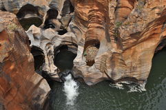 Bourke's Luck Potholes,Blyde canyon,Africa Stock Photos