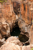 Bourke's Luck Potholes Royalty Free Stock Images