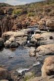 Bourke ` s szczęścia wyboje, Blyde Rzeczny jar, Mpumalanga, Południowa Afryka Zdjęcia Stock