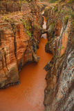 Bourkes Luck Potholes, in Mpumalanga, South Africa Stock Photo