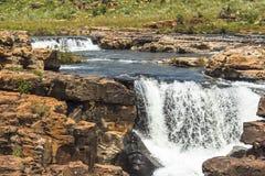 Bourkes szczęścia wybojów krajobrazowy widok, Południowa Afryka Obraz Stock