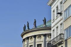 Culture; Bourla Theater, Antwerp, Belgium Stock Photos