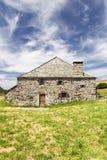 Bourlatier farm in Ardeche Royalty Free Stock Photography