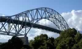 Bourne-Brücke Stockbilder