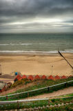 Bournemouth Beach HDR Stock Photos