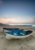 Bournemouth Boats Stock Photos
