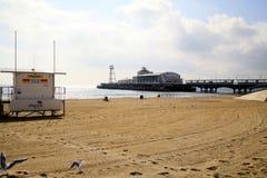 Bournemouth, Dorset stock fotografie