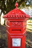 Old post box royalty free stock images
