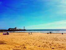 Bournemouth royalty free stock photography