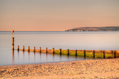 Bournemouth Morning Stock Image