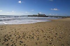 Bournemouth-Pier Stockfoto