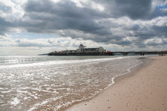Bournemouth Pier Dorset Stock Photos