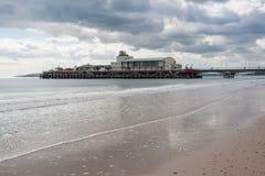 Bournemouth Pier Dorset Royalty Free Stock Photo