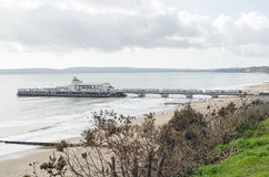 Bournemouth Pier, Dorset Stock Photography