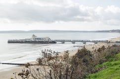 Bournemouth Pier, Dorset Stock Photography