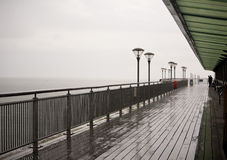 Bournemouth Sea Front Pier. Stock Photography