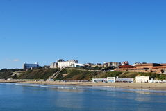 Bournemouth Westcliff Royalty Free Stock Photography