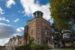 Bournville, Birmingham, UK, October 29th 2018, The Carillon royalty free stock photos