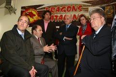 bourquin freche francuski polityk s Zdjęcia Stock
