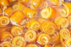 Bourrage de peau d'orange Images stock