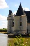 bourre chateau le plessis 库存图片