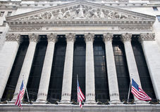 Bourse de New York Photo stock