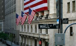 Bourse de New York Image stock