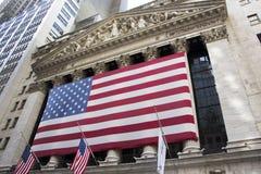 Bourse de New York photographie stock libre de droits