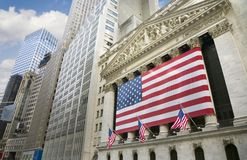 Bourse de New York Photos stock