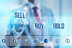 Bourse des valeurs image libre de droits