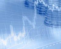 Bourse des valeurs Images stock