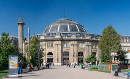 Bourse du Commerce - Paris 1st Arrondissement Royalty Free Stock Photos
