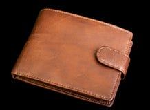 Bourse en cuir Image stock