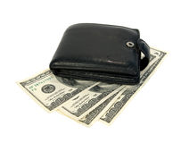 Bourse et argent. Photos libres de droits