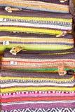 Bourses colorées Photo libre de droits