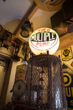 BOURTON--Ο-ΝΕΡΌ, GLOUCESTERSHIRE/UK - 24 ΜΑΡΤΊΟΥ: Theo Multi Στοκ φωτογραφία με δικαίωμα ελεύθερης χρήσης