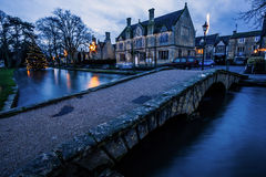 Bourton στο νερό Στοκ Εικόνα