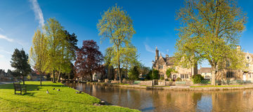 Bourton sur l'eau, Cotswolds Photo stock