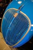 BOURTON-ON-THE-WATER, GLOUCESTERSHIRE/UK - 24 DE MARÇO: Fiat velho G Imagem de Stock
