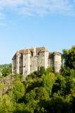Boussac Castle Stock Image