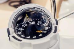 Boussole nautique photo libre de droits