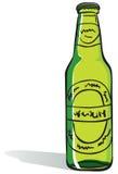Bouteille à bière Photo libre de droits