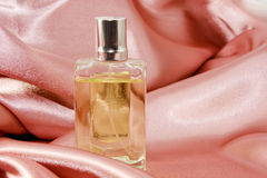 Bouteille avec le parfum Photo libre de droits