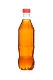 Bouteille avec une boisson Photographie stock