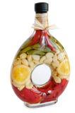 bouteille décorative Photos libres de droits