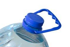 Bouteille d'eau Photo libre de droits
