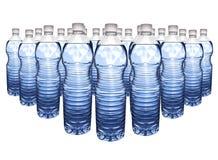 Bouteille d'eau Images stock